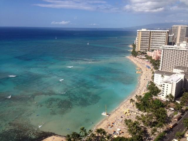 ハワイってこんなに安く行けるの?